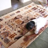 Le tapis mohair de Madagascar : un art traditionnel